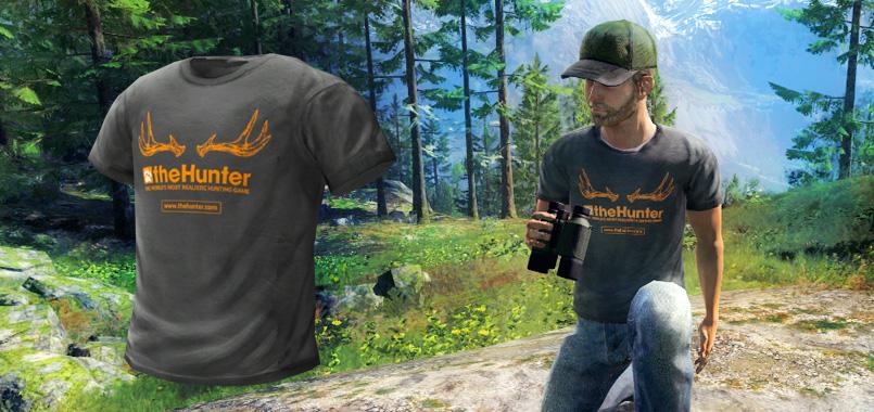 Camiseta gratis hoy y mañana! 2014_10_new_hunter_tshirt