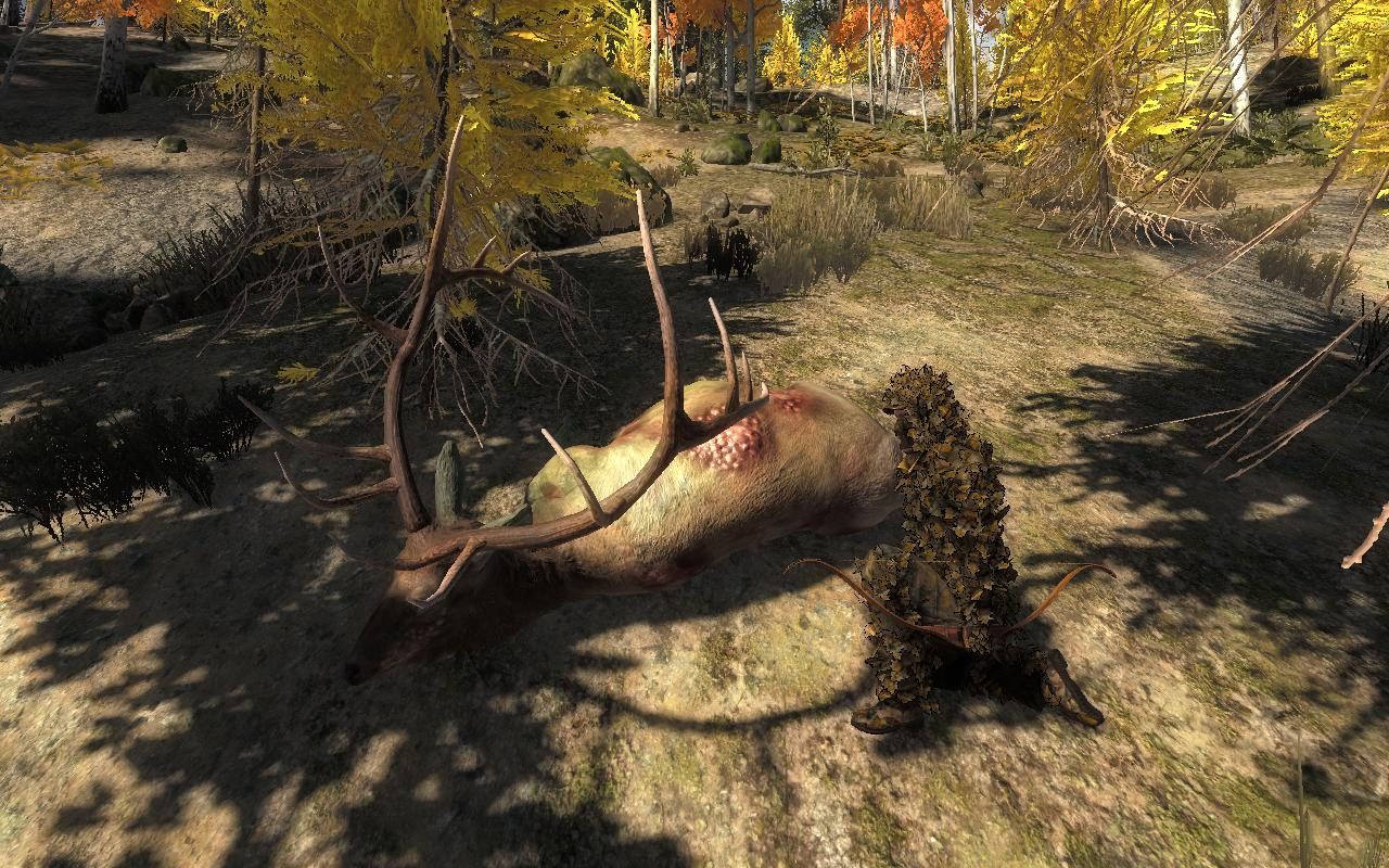 Halloween 2016 - Rocky Mountain Elk (Bestia) zombie B699544ec41aad624d89e796558eb6e81ca010a4